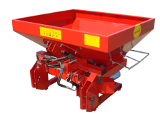 Fertilizer spreaders JMS