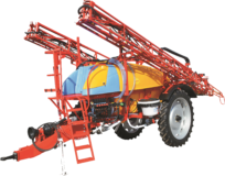 Trailed field sprayers PREMIUM